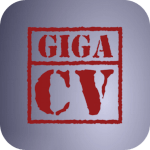 Application giga-cv pour iPhone et Ipad